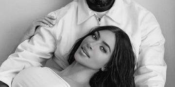 Kim Kadashian et Kanye West