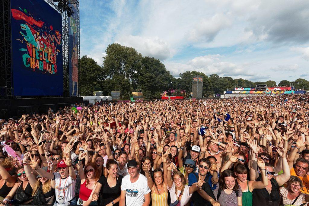 Festival de musique, les restrictions Covid 19.