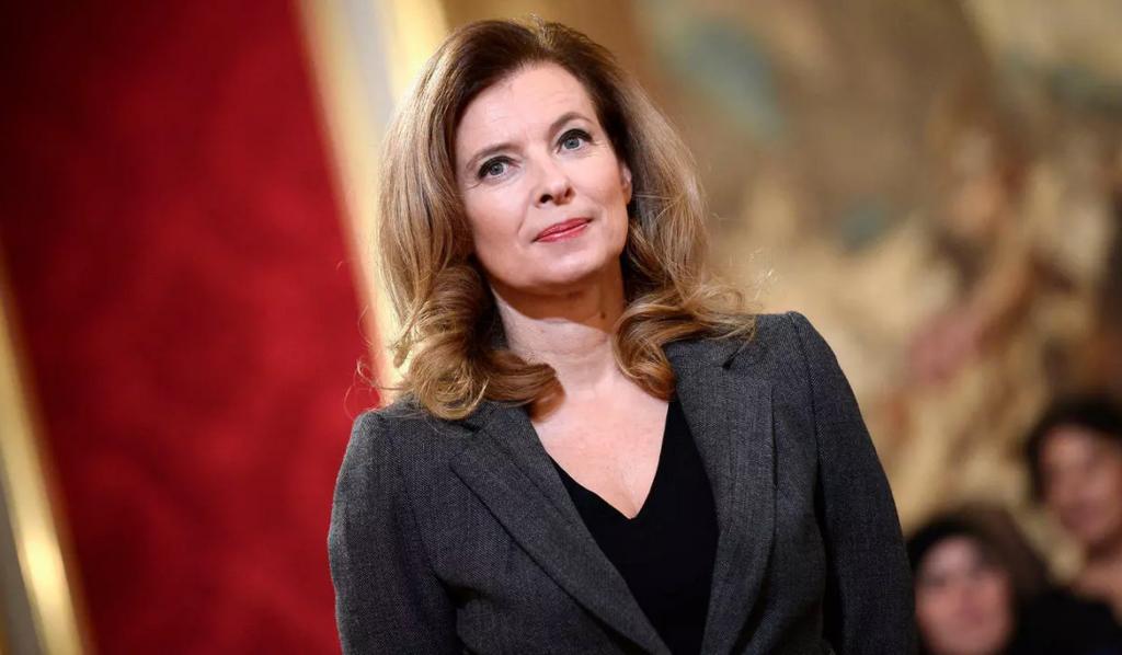 Valérie Trierweiler tacle François Hollande.