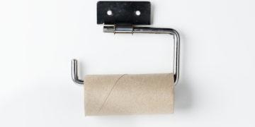 Rupture de stock papier toilette