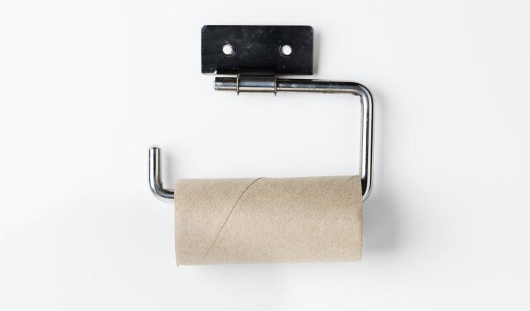Papier toilette: bientôt la rupture de stock?