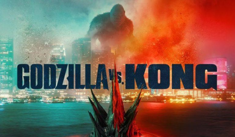 Godzilla vs Kong: une possible sortie au cinéma