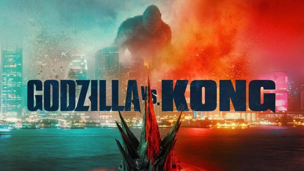 Godzilla vs Kong au cinéma