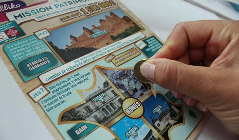 Loto du patrimoine: découvrez les monuments choisis!