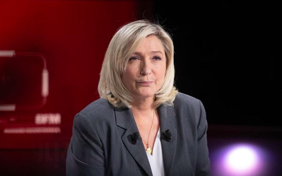 Marine Le Pen présidentielle 2022